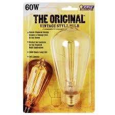 feit electric 60 watt soft white st19 incandescent original