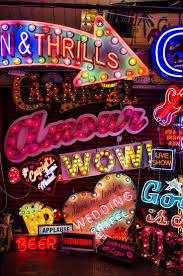 signs stunning ideas neon light wall projects design 10 cool
