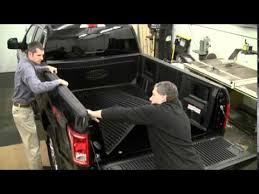 Penda Bed Liner by Ford Drop In Bedliner Installation 2015 F150 Youtube
