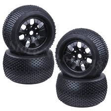 100 Hub Truck 4pcs 140mm 28 Inch RC Wheel 18 Monster Tires 17mm Hex