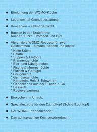 band 25 allgemeines wohnmobil kochbuch womo shop
