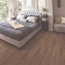 Wood Look Luxury Vinyl Plank Flooring In The Bedroom