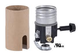 Leviton Lamp Holder 660w 600v by Medium Base Turn Knob Socket With 1 8f Hickey 48112 B U0026p Lamp Supply