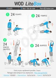 exercices musculation maison pdf
