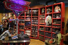 Disney Store Scares Up An by Disney Store Opens At Florida Mall In New Imagination Park