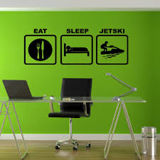 Wall Mural Decals Beach by Online Buy Wholesale Swimming Wall Decal From China Swimming Wall