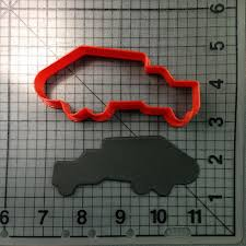 100 Monster Truck Cookie Cutter Land Rover 100