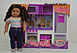 Play Kitchen Sets Walmart by American My Life As Kitchen Play Set Opening U0026 Review By
