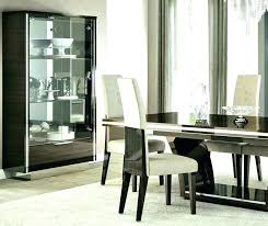 Contemporary Dining Room Sets Italian Table Furniture Round Set Modern