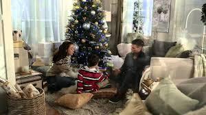 Qvc Pre Lit Christmas Trees by Santa U0027s Best Balsam Fir Tree With Rgb Function On Qvc Youtube