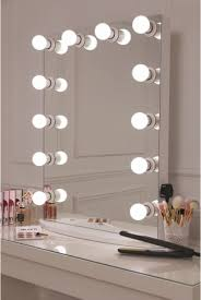 vanity mirror with light bulbs around it mirrors designs and ideas