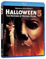 Michael Myers Actor Halloween 5 amazon com halloween 5 the revenge of michael myers blu ray