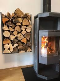 kaminholzregal brennholzregal für innen einfach selber