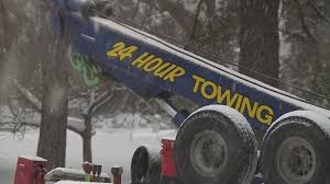 100 Stevens Truck Driving School No Tow Ban Implemented In Marathon Co Tow Truck Drivers Say They