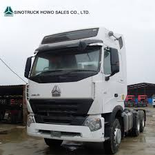 100 Rc Trucks For Sale Sinotruk 420hp Euro 4 Diesel Tractor Trailer Howo A7
