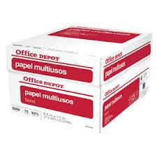Cajas de papel Papel de impresi³n y copiado Papel