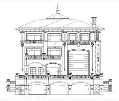 100 Villa Plans And Designs Luxury Affordable Home Colonial Home