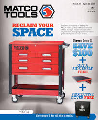 Matco Tools Sales Promo Flyer #7 By Bill Amereihn - Issuu Bsc Tool Sales Matco Tools Distributor Home Facebook Illinois Top Tool Dealer John Wolfe Sets Goals And Works The 50 Franchises Of 2015 Business Shelby Star Nc New Display Case What Should I Fill It With Oakley Forum Matco Tools Custom 3 Bay Rollaway Toolboxhutchmb7535 20 Drawers Custom Toolbox Wrap For Yelp Jm On Twitter Matcotools Revelx Hitting The Truck This Western Colorado Tabatha Kissner Ed Clark Tim Powernation Tv On Set Today Is In 24 Freightliner M2 Stover American Design Prairie Truck Equipment Rat Fink 1956 Ford F100 Pickup Diecast