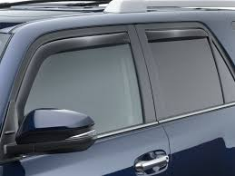 WeatherTech Side Window Deflectors For Toyota 4Runner - 2010-2016 ... Egr 0713 Chevy Silverado Gmc Sierra Front Window Visors Guards In Best Bug Deflector And Window Visors Ford F150 Forum Aurora Truck Supplies Stampede Tapeonz Vent Fast Free Shipping For 7391 Chevygmc Truck Smoke Tint Window Visorwind Deflector Hdware Inchannel Smoke Weathertech Deflector Wind Visor Ships Avs Color Match Low Profile Deflectors Oem Style Rain Avs Install 2003 2004 2005 2006 2007 Dodge 2500 Shade Fits 1417 Chevrolet 1500 Putco Element Sharptruckcom