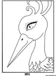 Artistic Animal Jam Mira Coloring Page