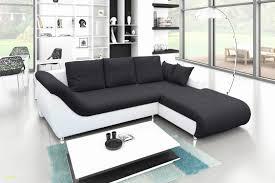 canap noir et blanc canape angle noir tissu luxe canapé d angle convertible tudor noir