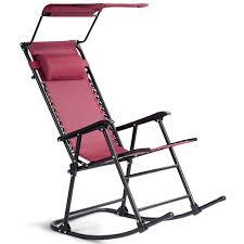 Zero Gravity Folding Rocking Chair Rocker Porch-Wine Kawachi Foldable Zero Gravity Rocking Patio Chair With Sunshade Canopy Outsunny Folding Lounge Cup Holder Tray Grey Varier Balans Recliner Best Choice Products Outdoor Mesh Attachable And Headrest Gray Part Elastic Bungee Rope Cords Laces For Replacement Costway Rocker Porch Red 2 Packzero Pieinz Gadgets In Power Recliners Vs Manual Reclinersla Hot Item Luxury Airbag Replace Massage Garden Adjustable Sun Lounger Zerogravity Seat Side Deck W Orange Marvellous Lane Fniture For Real