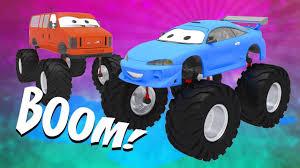 100 Monster Truck Adventures Amazing S NEW 2018 YouTube