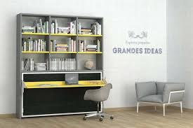 lit bureau armoire combiné bureau escamotable ikea lit armoire photos de luxe