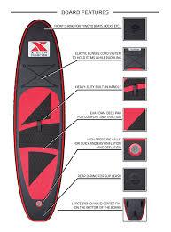 sup deck pad uk xterra boards 10 premium black sup package