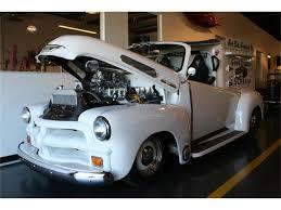 100 Ice Cream Trucks For Sale 1955 Chevrolet Truck For ClassicCarscom CC886949
