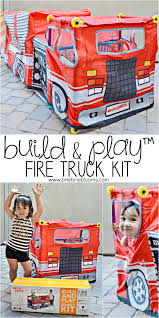 100 Kit Trucks To Build And Play Holiday Gift Ideas Fire Trucks