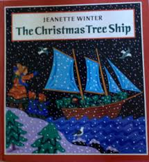 The Christmas Tree Ship Jeanette Winter 9780399226939 Amazon Books