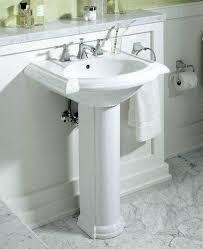 finiskohler memoirs pedestal sink dimensions kohler 30 inch