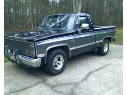 100 1986 Chevy Trucks For Sale Chevrolet C10 For ClassicCarscom CC1193209