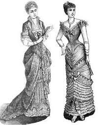 Projet Robe 1878 1879 Natural Form