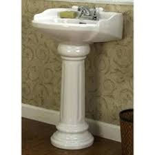 Archer Pedestal Sink Home Depot by Vitra Aria By Vitra Pedestal Lavatory Sink And Leg Set 4 Inch