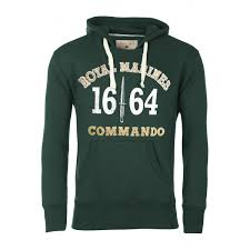 win a royal marines 1664 commando hoodie just like henry cavill wears