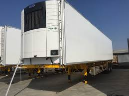 100 Reefer Truck For Sale 204045ft Refrigerated Dry Vans Trailers For Sale From China