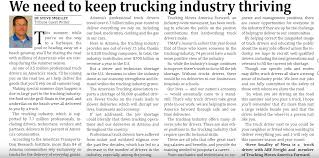 100 Keep Trucking East Valley Tribune We Need To Industry