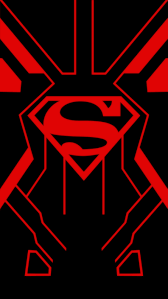 Superboy iPhone 5 Wallpaper by IzLacson on DeviantArt