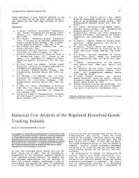 Statistical Cost Analysis Of The Regulated Household-Goods Trucking ... Things To Know About The Motor Carrier Act Of 1980 Fr8star Gulick Freight Gulickfreight Twitter Pdf Earnings And Employment In Trucking Deregulating A Naturally Exhibit The Effects Truck Driver Wages Working Cditions It Wasnt Reagan Media Establishment Have Lied For Flickr Hbruary 16 J988 Mr Vitrweisser Xecutive Diteetor Public Deregulation Ordrive Founder Trucking Activist Mike Parkhurst Dies Braking Special Interests Liars Industry Youtube Trumps Reversal Sleep Apnea Regulations Is Bad Truckers