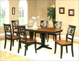 6 Person Kitchen Table Two Dining Large Size Of Saving