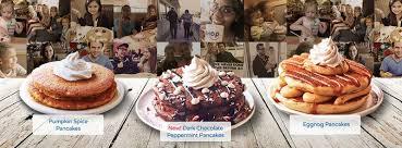 Ihop Pumpkin Pancakes Release by Ihop Serves New Holiday Pancakes In December