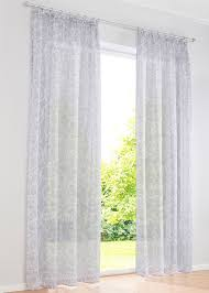 gardine vivien 1er pack transparente gardinen gardinen