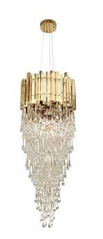 Trump Chandelier Gold 10 Ways To Add Your Interiors E1455700109821