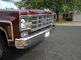 Custom 77-80 GMC Grill - The 1947 - Present Chevrolet & GMC Truck ...