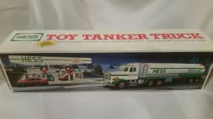 HESS 1990 TOY Tanker Truck - $19.00 | PicClick Peterbilt Truck With Flatbed Trailer And 2 Farm Tractors Diecast The First Two Hess Toy Minis For 2018 Have Been Revealed Rmz City Diecast 164 Man Oil Tanker End 372019 427 Pm Buy Fire Brigade Online In India Kheliya Toys Siku 1331 Scania Milk Shop Toys Instore Online Bruder Mack Granite Vehicle Bta02827 Adventure Force Big Rig Water Walmartcom 1911 Ladder Taylor Made Trucks Hersheys 3dome Tank Car Ex Tgs Fuel Kg Electronic Intertional Model Pullback Action 1950s Buddy L Texaco For Sale Antiquescom Classifieds