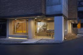 100 Houses In South Korea Modern Minimal Coffee House In Brings Outdoors Side