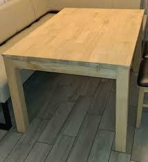 holz esszimmer tisch nordic oak eiche dänisches bettenlager
