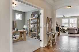 Rustic Industrial Office Decor Study Reclaimed Wood Desk Rhcom Wonderful Interior Modern